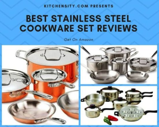 Best Stainless Steel Cookware Without Aluminum 2021