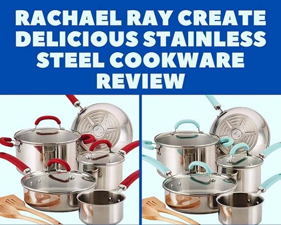 Rachael-Ray-10-piece-Stainless-Steel-Cookware-Set-Reviews