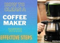 How To Clean A Coffee Maker With Baking Soda, Vinegar, Dishsoap – No 3 is Best