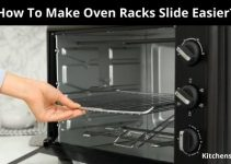 How To Make Oven Racks Slide Easier