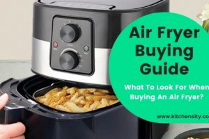 What To Look For When Buying An Air Fryer? 9 Qualities Should Be Present