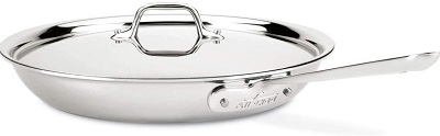 All-Clad D3 Compact Stainless Steel Cookware