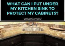 What Can I Put Under My Kitchen Sink to Protect My Cabinets?
